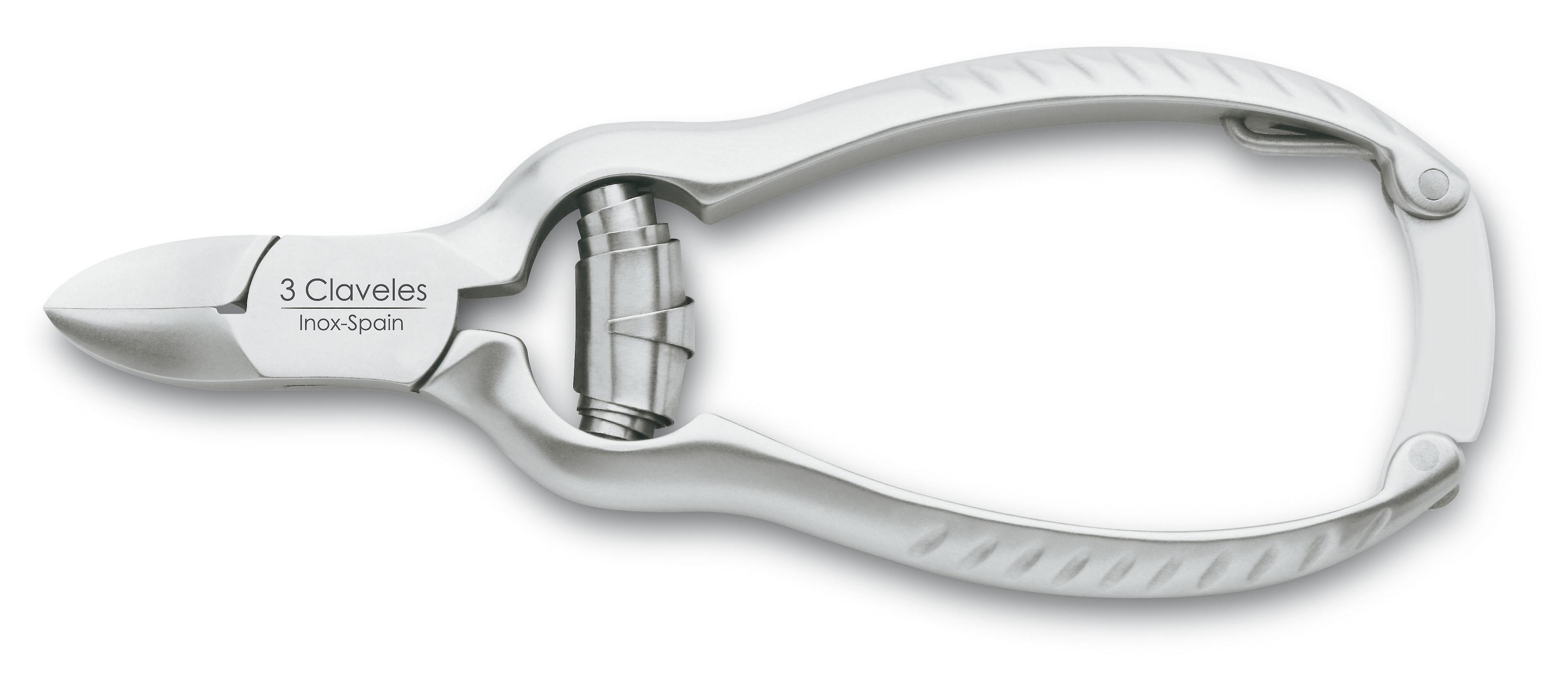 3 Claveles Nipper Nails American Stainless 11,5 centimetri (Benessere e Relax , Bellezza)