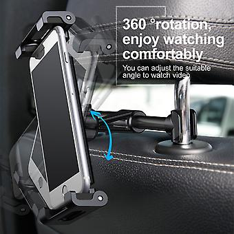 Back Seat Car Mount titular preto