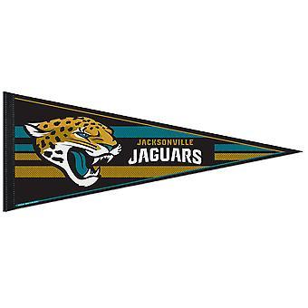 Wincraft NFL Felt Pennant 75x30cm - Jacksonville Jaguars