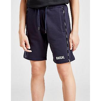Nye Slyngel drenge ' logo fleece tape shorts blå