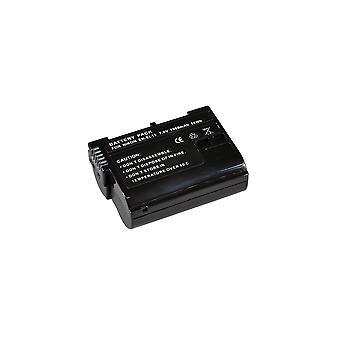 Batteria sostitutiva BRESSER Lithium-Ion per Nikon EN-EL15
