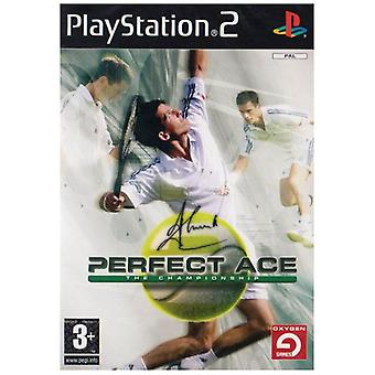 Perfect Ace The Championship (PS2) - New Factory Sealed