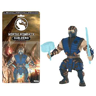 Mortal Kombat X Sub-Zero Savage World Action Figure
