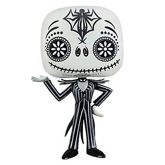The Nightmare Before Christmas Jack Day of the Dead Pop!