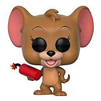 Tom and Jerry Jerry with Explosive US Exclusive Pop! Vinyl