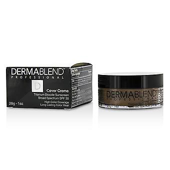 Dermablend Cover Creme Broad Spectrum Spf 30 (hohe Farbabdeckung) - Olive Brown - 28g/1oz