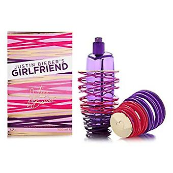 Justin Bieber Girlfriend Eau de Parfum 30ml EDP spray