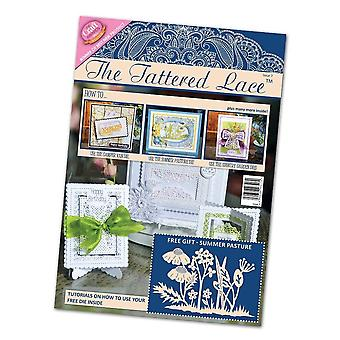 Tattered Lace Issue 7 Magazine, Multi-Colour