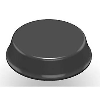 3M 7000051862 noha kruhová čierna (š x H) 20 mm x 5 mm 1 ks (s)