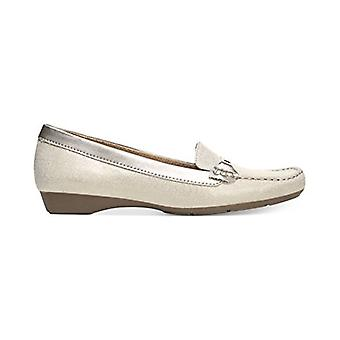 Naturalizer Womens Gadget Fabric Closed Toe Loafers