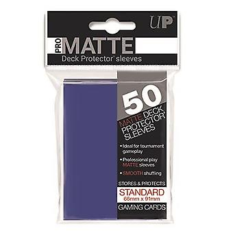 50ct Pro-Matte Blue standard punte protectori display Box (pachet de 12)