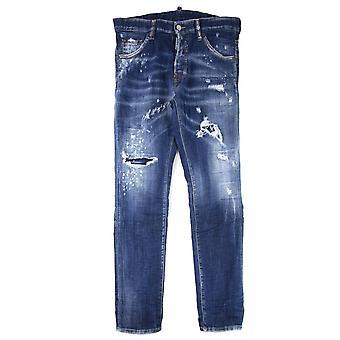 Dsquared2 Medium Holes Cool Guy Jeans Denim 470