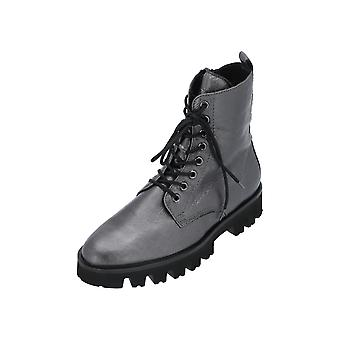 Högl 6-102611 Women's Boots Grey Lace-Boots-Boots Winter