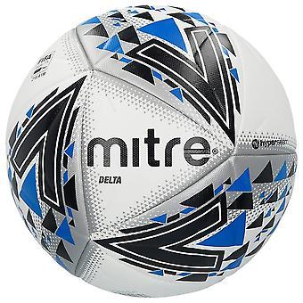 Mitre Unisex Delta Hyperseam Football Training Sport Match Ball Soccer
