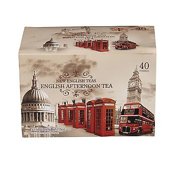 Vintage english afternoon tea 40 teabag carton