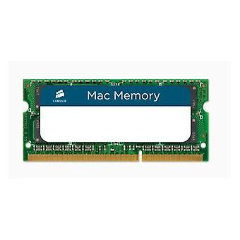 Corsair DDR3 1066MHz 8GB 2x204 SODIMM Apple calificat unbuffered