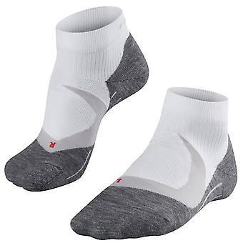 Falke Running 4 Cool Short Socks - White Mix