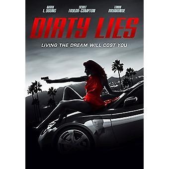 Dirty Lies [DVD] USA import