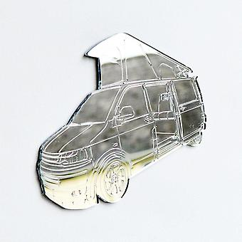 T5 Camper Van Engraved Acrylic Mirror