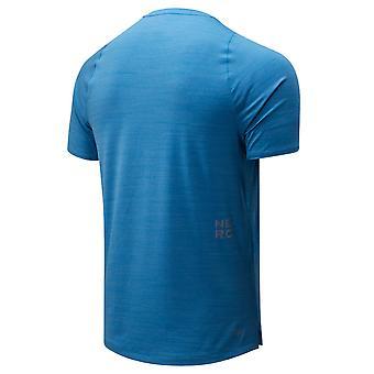 New Balance Hombres 2020 Q Speed SS Wicking Quick Dry camiseta
