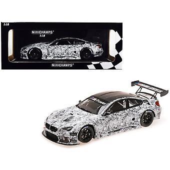 BMW M6 GT3 Présentation SPA 2015 Limited Edition à 504 pièces dans le monde 1/18 Diecast Model Car par Minichamps