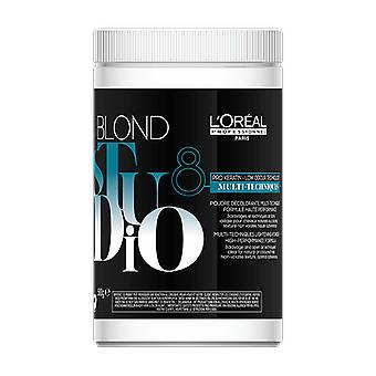 L'Or�al Professionnel Blond Studio Multi Techchniques Lightening Powder 500g