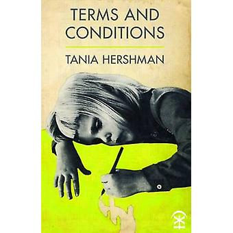 Terms and Conditions by Tania Hershman