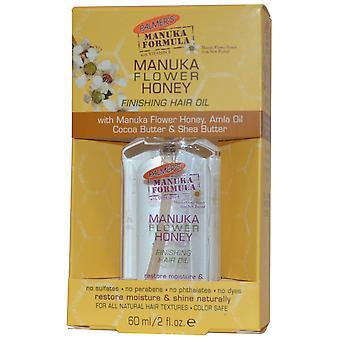 Manuka Flower by Palmers Finishing Hair Oil 60ml
