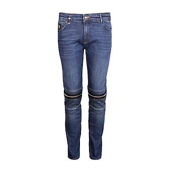 Philipp Plein Jeans MDT0133 artistieke 60WA Dubs