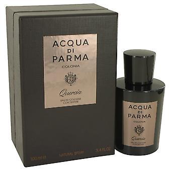 Acqua Di Parma Colonia Quercia by Acqua Di Parma Eau De Cologne Concentre Spray 3.4 oz / 100 ml (Miehet)