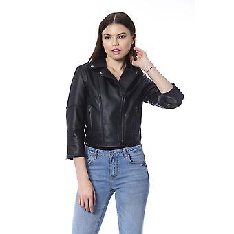 Black Jacket Silvian Heach Women
