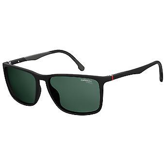 Carrera 8031/S 003/QT Matte Preto/Verde Óculos de Sol