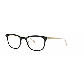 DITA FLOREN DTX114 01 Matte Black-Crystal Clear Glasses