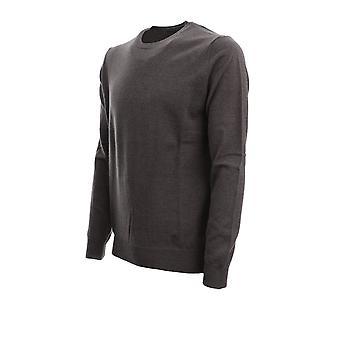 Corneliani 00m5000025100061 Men's Brown Wool Sweater