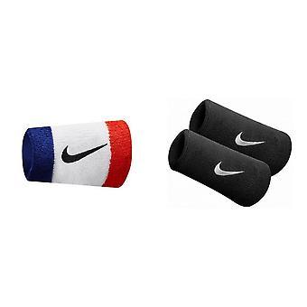 Nike swoosh armband (uppsättning av 2)