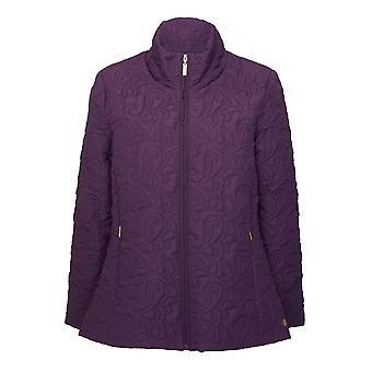 TIGI Floral Quilted Jacket