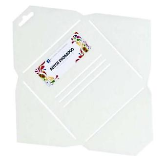 Néerlandais Doobadoo Dutch Envelope carré polyester carré 470.713.001