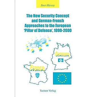 The New Security Concept and GermanFrench Approaches to the European Pillar of Defence 19902000 by Hrsoy & Siret