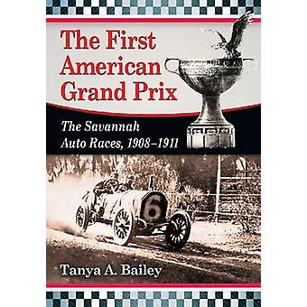 The Great Savannah Auto Races - A History of the American Grand Prize