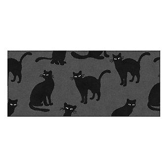 Kids Rug - Cats II - Wasbaar - 65 x 150 cm