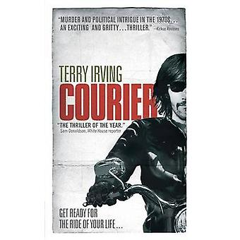 Courier Book 1 in Freelancer Series by Irving & Terry