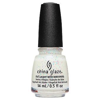 Kina Glaze White Hot 2020 Monokromatiske Nuancer Neglelak Collection - Spritzer Søster (84844) 14ml