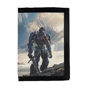 Transformers The Last Knight Optimus Prime Wallet