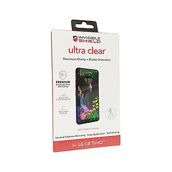 ZAGG InvisibleShield Ultra Clear Screen Protector for LG G8 ThinQ