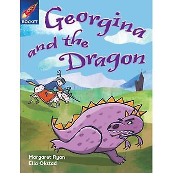 Georgina and the Dragon: Gold Reader 1 (Rigby Star Independent)