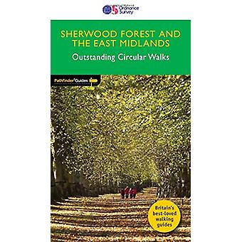 Pathfinder Sherwood Forest & el East Midlands - 9780319091098 Bo