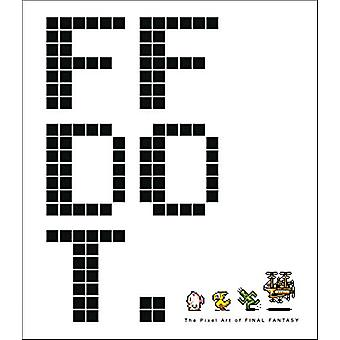 Ff Dot - The Pixel Art Of Final Fantasy by Square Enix - 9781506713526