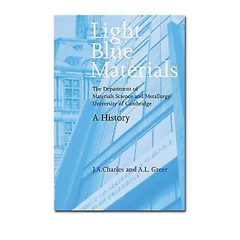 Light Blue Materials - The Department of Materials Science and Metallu