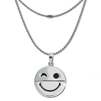 Women's stainless steel necklace 58 -0 cm VESK032W