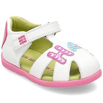 Agatha Ruiz De La Prada 202902 202902BBLANCO universal summer infants shoes